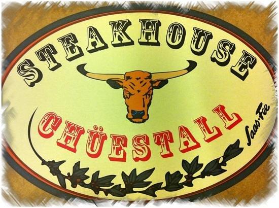 Restaurant Chuestall : Steakhouse Chüestall