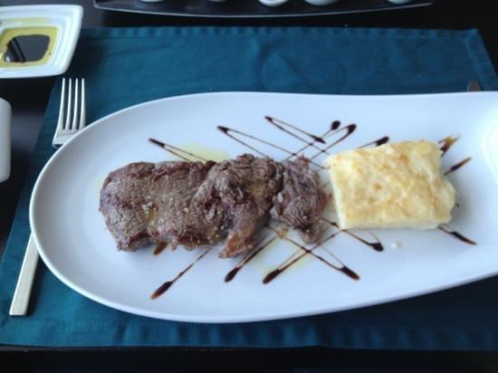 Vitruvio Restaurant: Rib Eye Steak