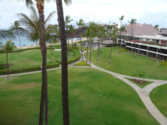 Sheraton Maui Resort & Spa: Sheraton Maui Hotel Grounds