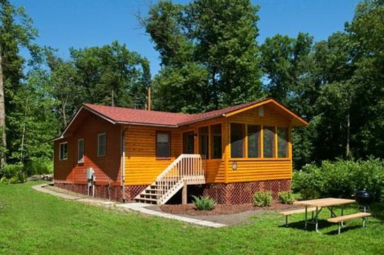Brindley's Harbor Resort Inc.: Cabin #18