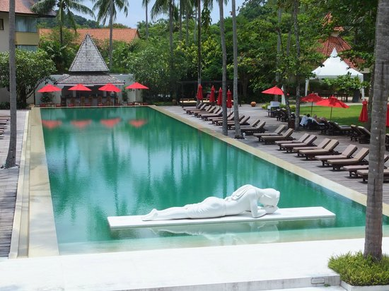The Emerald Cove Koh Chang : Stunning pool