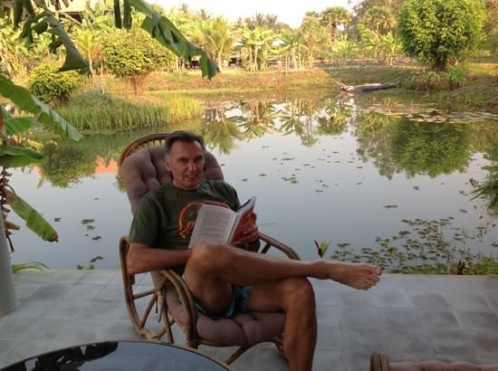 Battambang Resort: au retour de balade