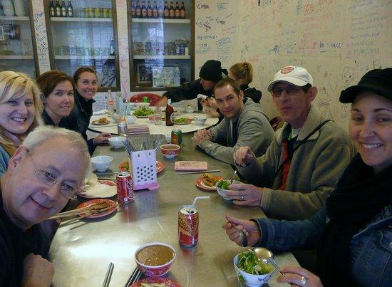 Lac Thien Restaurant : Lunch at Lac Thien