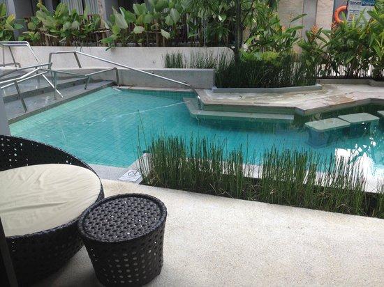 Deevana Plaza Krabi Aonang: Pool access room