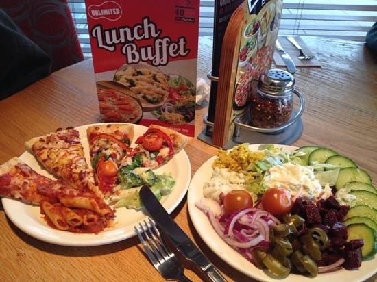 Takeaway Review Of Pizza Hut Southport England Tripadvisor