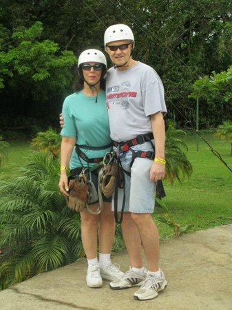 Go Tours Costa Rica - Day Tours: Canopy Tour