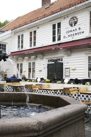 Jonas B. Gundersen: Fasaden