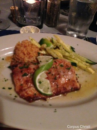 Yardarm Restaurant Corpus Christi Menu Prices Reviews Tripadvisor