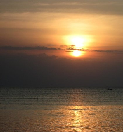 Sunset @ Fisherman's Cottage - Ko Lanta