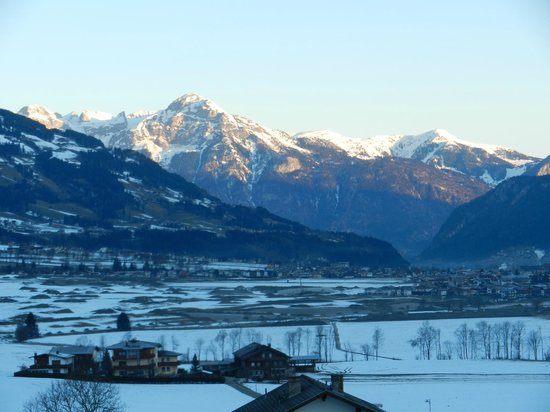 Garten Hotel Magdalena: Альпийское утро.