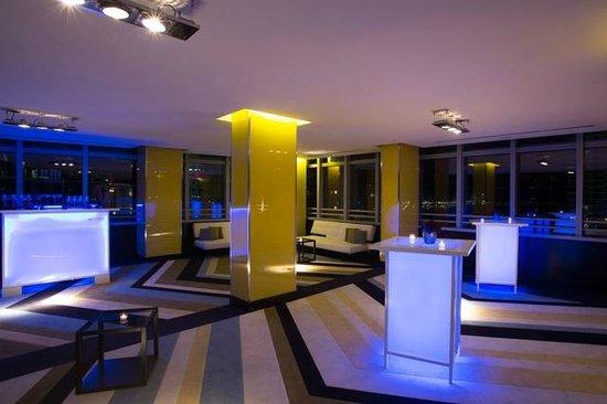 Conrad Miami: The Room at LvL 25