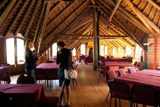Monkey Valley Resort: Picture from 2010 of the Treetops function room