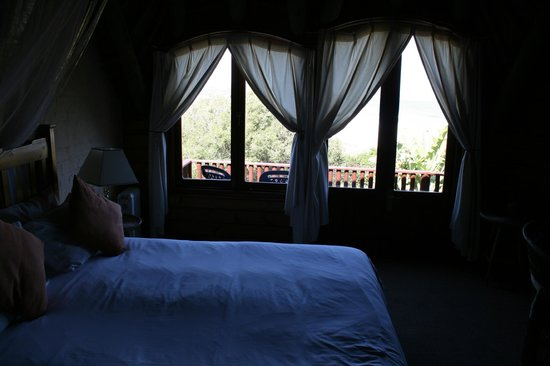 Monkey Valley Resort : One of the rooms our guests stayed in