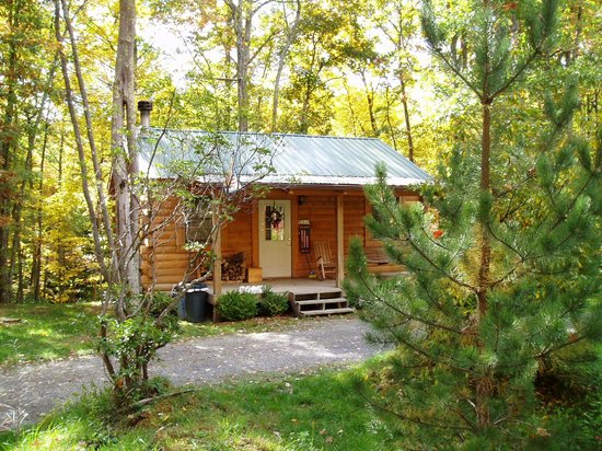 Country Road Cabins: Laurel- 1 Bedroom