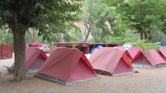 Canyonlands RV Resort & Campground: Tenting Sites