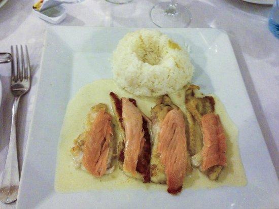 Le Sorrento : Dinner