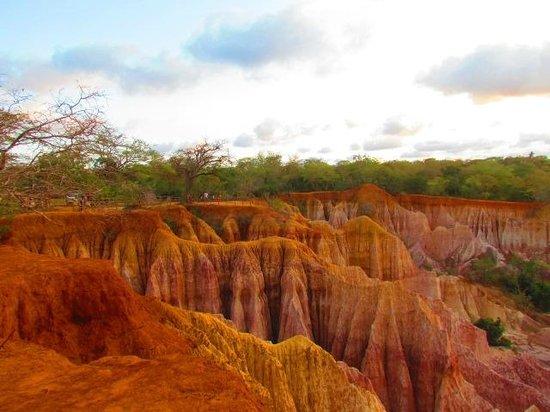 Marafa-Hells Kitchen: i colori della terra