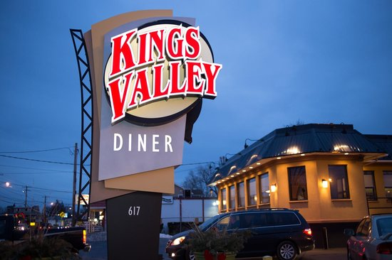 Kings Valley Diner: 1