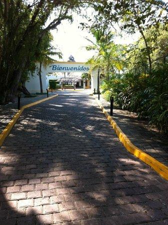 Park Royal Huatulco: Entrance to the Beach House