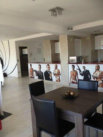 Apartamentos Levante Club: view of the 007 room