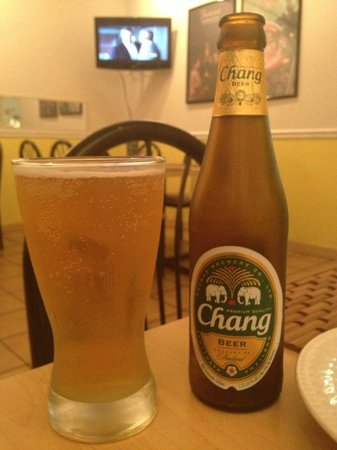 Thai Bangkok: Beer