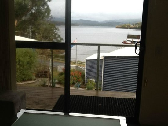 The Port Huon Cottages : View from unit 3