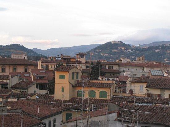 Hotel Palazzo Vecchio: view