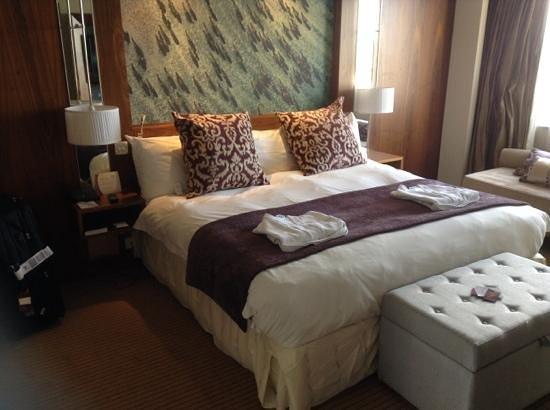 Monomotapa Hotel- Legacy : The best night sleep ever