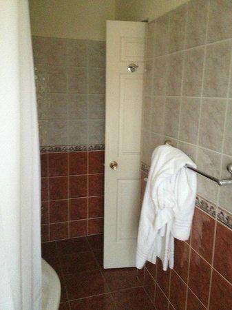 The Castlecourt Hotel: bathroom
