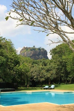 Sigiriya Village Hotel: swimming pool