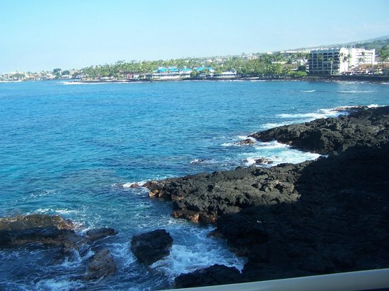 Royal Kona Resort: From our balcony