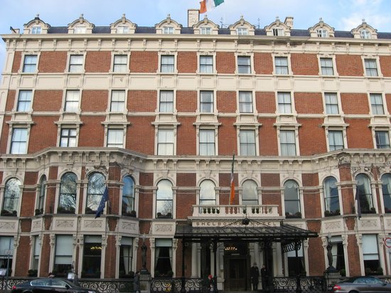 The Shelbourne Dublin, A Renaissance Hotel: The Shelbourne Hotel