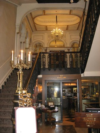 The Shelbourne Dublin, A Renaissance Hotel: Lobby