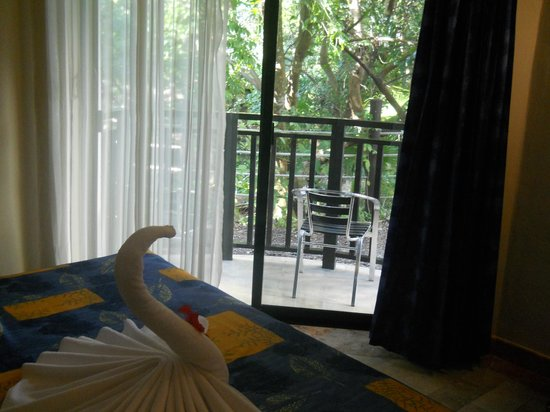 Sandos Caracol Eco Resort: Habitacion
