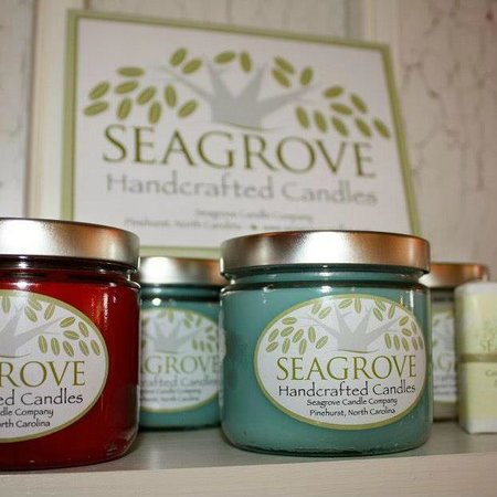 The Village Market: Seagrove Candles & Soaps - Made in NC