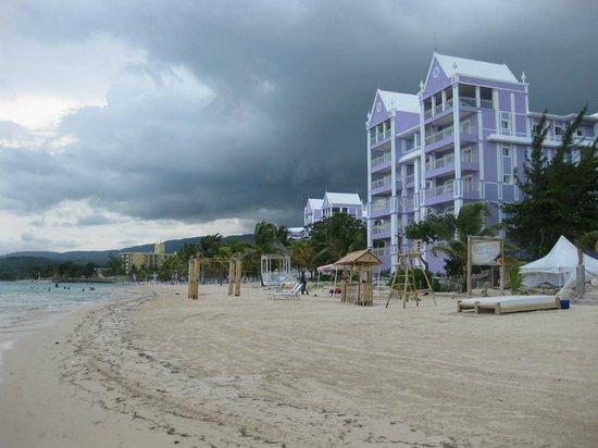 ClubHotel Riu Ocho Rios: Praia