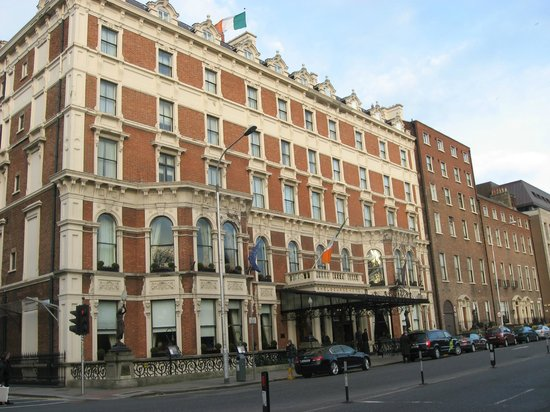 The Shelbourne Dublin, A Renaissance Hotel: The Shelbourne Hotel - Queen of Dublin