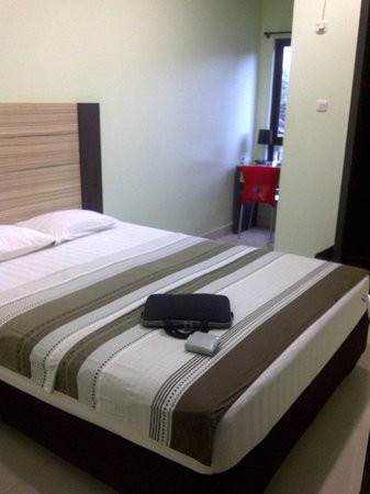 Istanaku Guesthouse: Clean bed and sheet