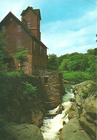 Old Red Mill and Museum : Old Red Mil., Jericho, Vermont