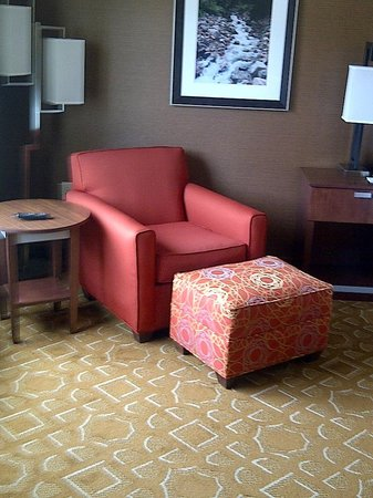 Holiday Inn Hotel & Suites Durango Central : Sitting Area