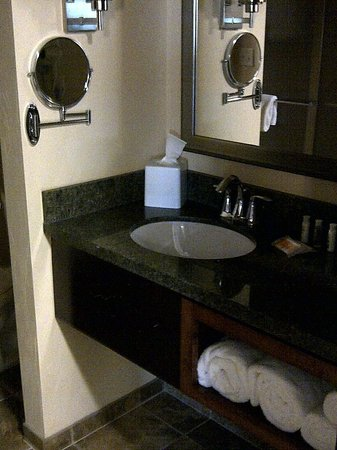 Holiday Inn Hotel & Suites Durango Central : Sink Area