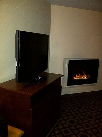 Holiday Inn Hotel & Suites Durango Central : LG Brand HDTV with DirecTV