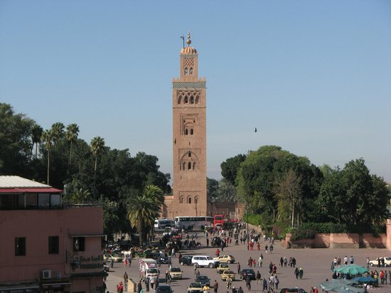Riad Andalla: Jeema El Fna