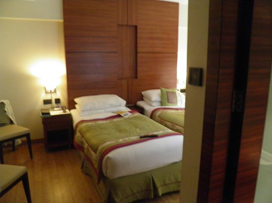 Hotel Bawa Continental : Comfy Bed