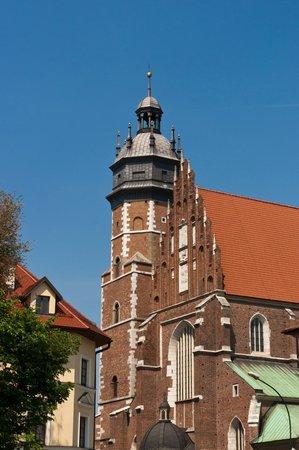Corpus Christi Church (Kosciól Bozego Ciala): Corpus Christi Church
