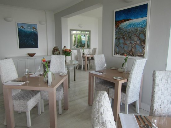 Boskerris Hotel: Dining area