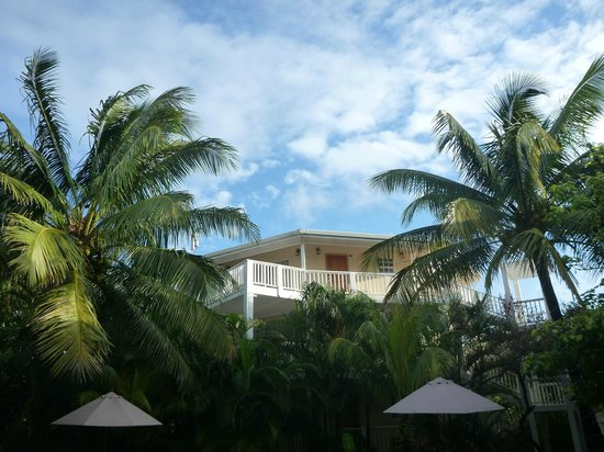 Paradise Beach Hotel: Chambre