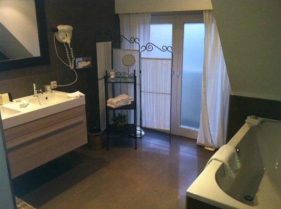 Lugano : de badkamer