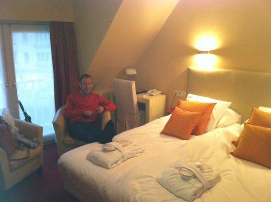 Lugano : de slaapkamer
