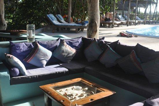 Butiama Beach: pool